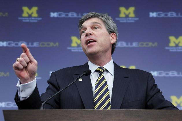 Michigan AD Dave Brandon Does '60 Minutes'