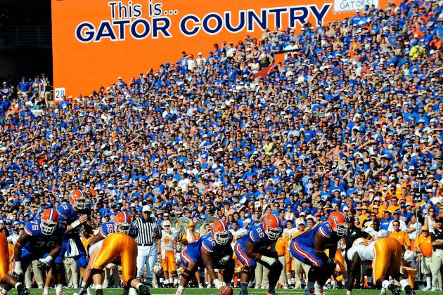 Reflections on the Swamp: 4 Years of Football at Ben Hill Griffin Stadium