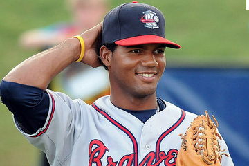 Braves Still Waiting for Salcedo to Flourish