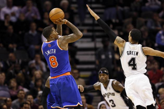 New York Knicks' Win over San Antonio Spurs Proves They're for Real