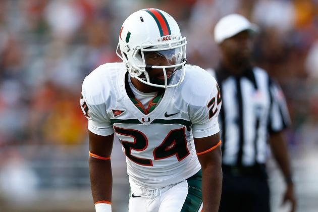 Miami Hurricanes' Davon Johnson to Undergo Knee Surgery
