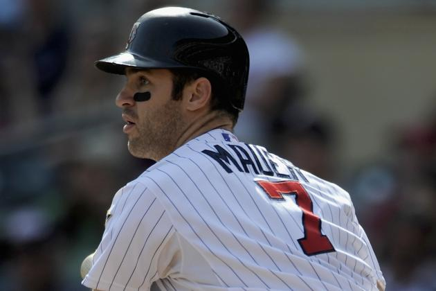 New York Yankees Need to Do Whatever It Takes to Get Joe Mauer in Pinstripes