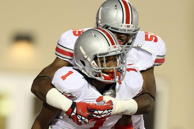 OSU Cornerbacks Bradley Roby, Travis Howard Emerging as Defensive Leaders
