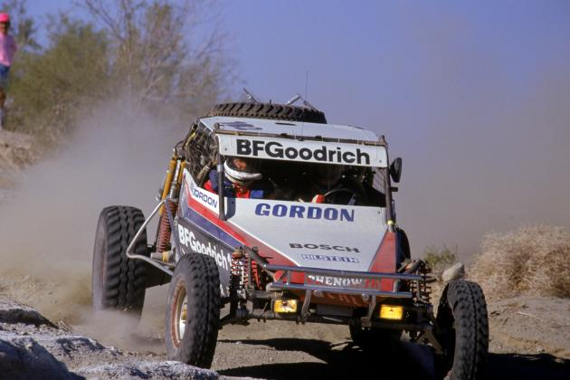 Baja 1000 2012: Gus Vildosola Edges out B.J. Baldwin for Second Baja Win