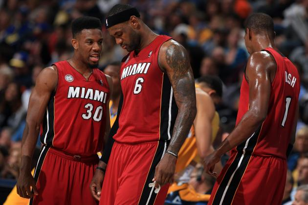 What Is Going on with the Struggling Miami Heat Defense?