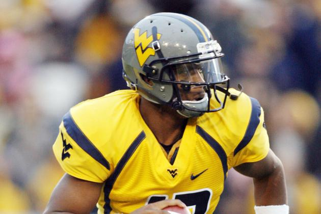 WVU's Smith Selected as Finalist for Unitas Award