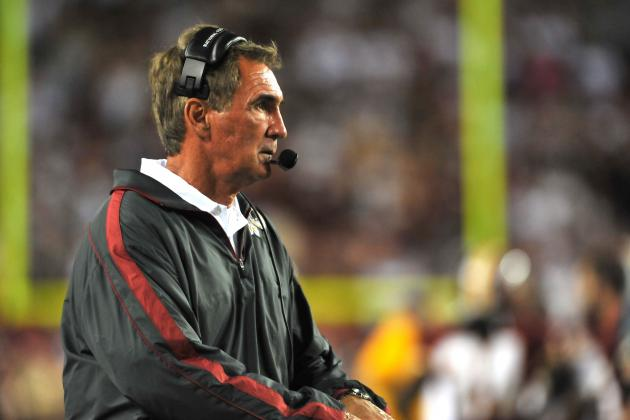 Shanahan Dons a New Look