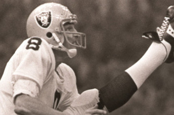 Legendary Raiders Punter Ray Guy Frustrated but Resigned