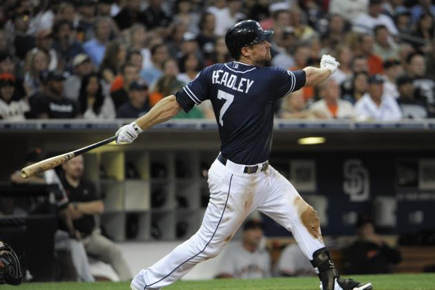 Padres' Chase Headley Looking Good for the Long Haul