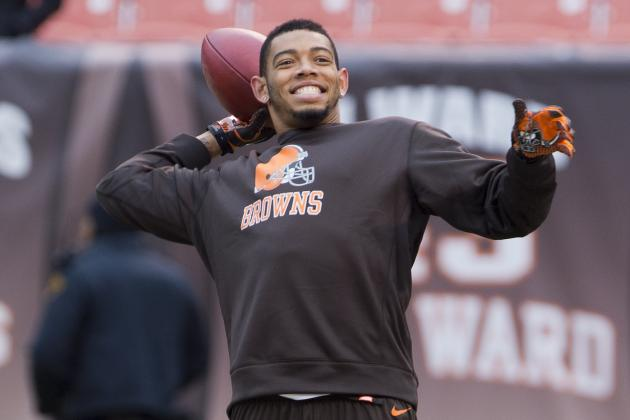 Joe Haden Out of Practice Thursday After Injuring Oblique on Wednesday