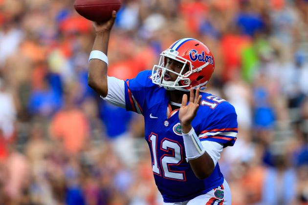 Brissett to Start for Gators