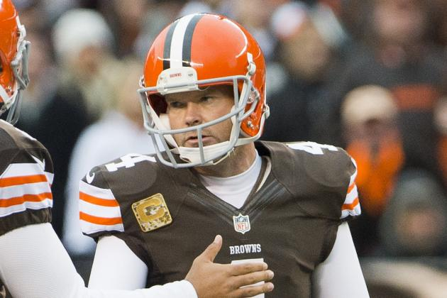 Browns Kicker Excited About 'Cowboy' Homecoming
