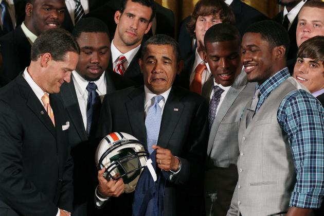 Tiger Fan Petitions Barack Obama to Fire Chizik
