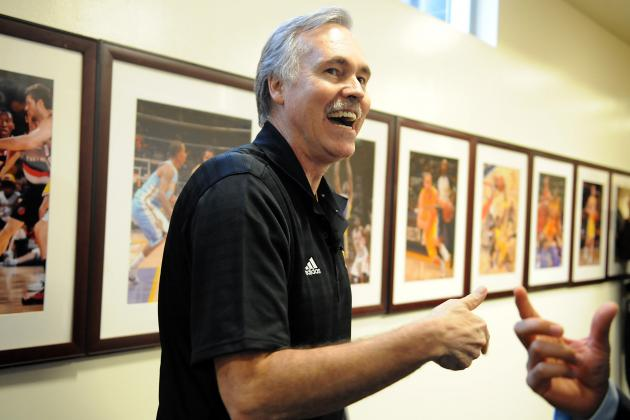 Mike D'Antoni Intends to Bring 'Showtime' Back to the Lakers