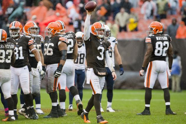 NFL Week 11 Lines: Are You Rooting for the Cleveland Browns to Win?