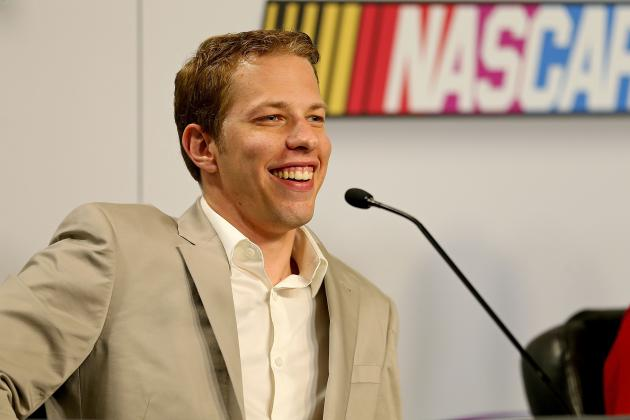 Brad Keselowski Understands NASCAR's Cell Phone Rule, but Doesn't Like It