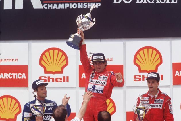 CUP: Keselowski – Senna An Inspiration