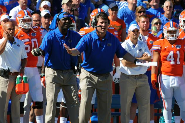Florida Football: Why the Gators Remain in Prime BCS Championship Game Position