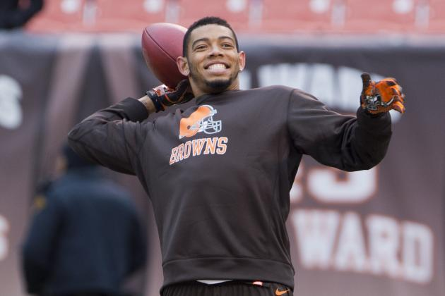 Browns CB Joe Haden Absent from Practice Again Today with Oblique