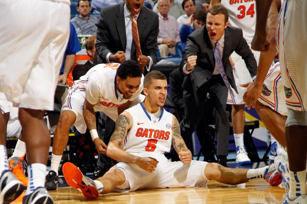 University of Florida Reinstates Point Guard Scottie Wilbekin