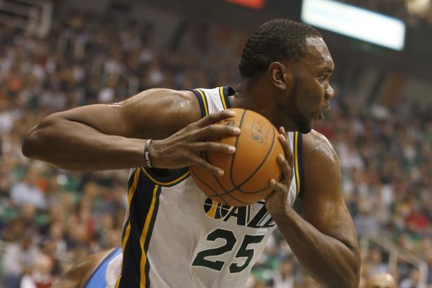 The Jazz Go Big in a Small Ball World