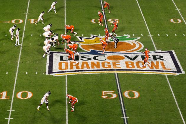 Big Ten Enters into Deal with Orange Bowl