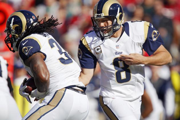 Debate: Should the Rams Give S-Jax 20 Plus Carries a Game?