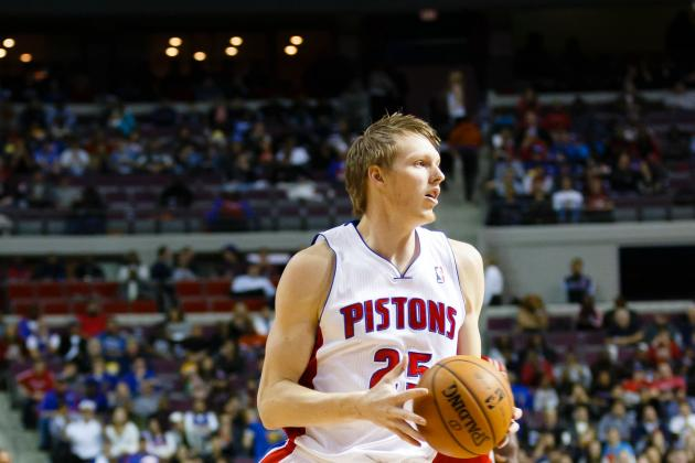 Kyle Singler to Start, at Rodney Stuckey's Request, for Pistons vs. Magic