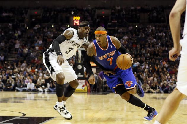 NY Knicks vs. Memphis Grizzlies Surprise Bout Proves Chemistry Still Trumps All