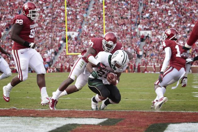 Sooner Defense Needs More Takeaways