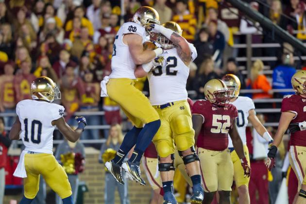 Perfection, ND Home Finale on Line vs. Wake