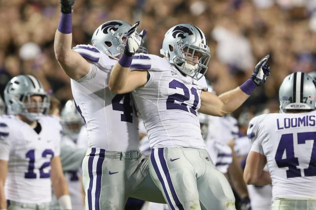 K-State Copes with Pressure of Being on Top