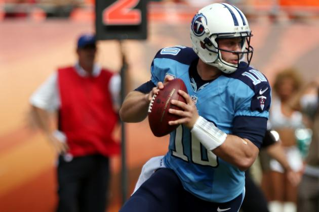 Titans, Locker Look to Stay Hot After Bye Week
