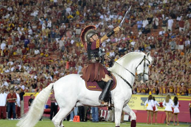 USC Swordsman Pleads Case; UCLA Coach Wants 'uninviting' Rose Bowl