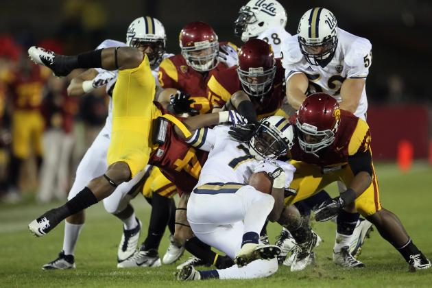 USC vs. UCLA: Trojans' Disappointing Season Will Continue vs. Bruins
