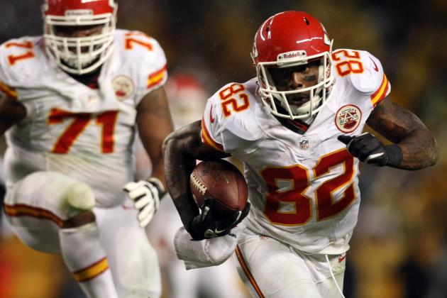 Dwayne Bowe Wants to Remain a Chief and Other AFC West News