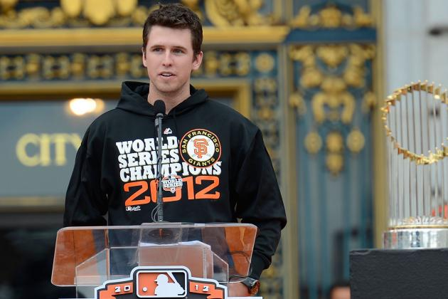 Purdy: MVP Buster Posey an Old Pro in Young Body
