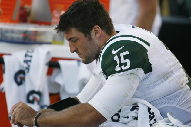 Rex Ryan Needs to Give Tim Tebow Chance Against Rams