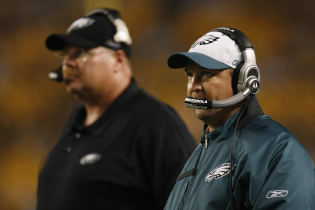 Marty Mornhinweg Defends Eagles' Use of LeSean McCoy