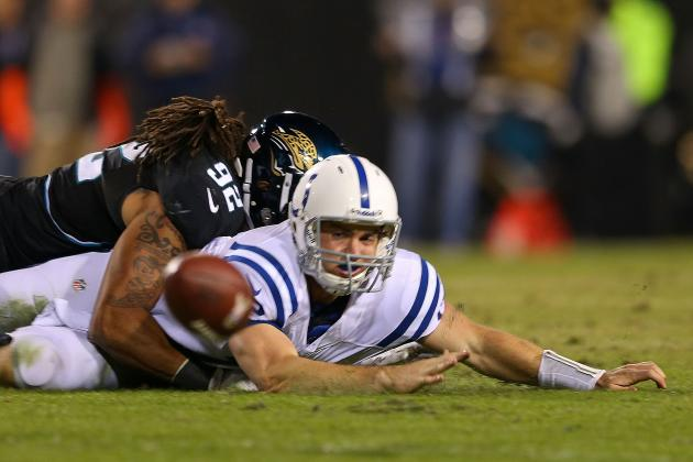 Colts vs. Patriots:  Why the Colts Stand No Chance Against the Pats