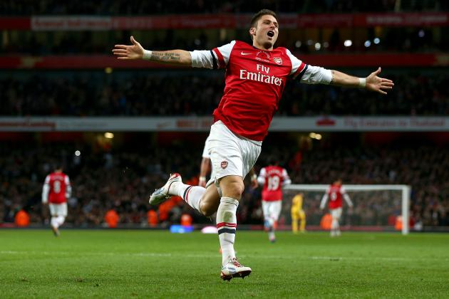Arsenal vs. Tottenham Live Stream: When and Where to Watch EPL Clash