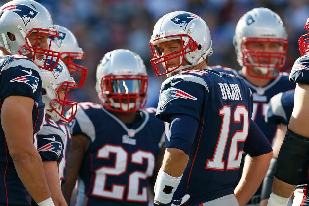 Colts vs. Patriots: Why Patience Is the Key to a New England Victory