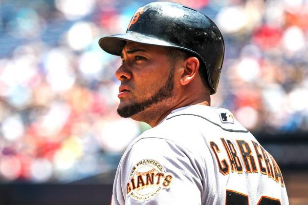 Melky Cabrera Reportedly Signs 2-Year Deal with Toronto Blue Jays