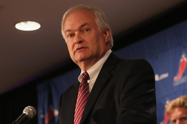 NHL Fan Writes Donald Fehr Letter; Donald Fehr Wrote Him Back