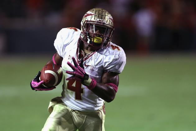 Florida State RB Chris Thompson Undergoes 'clean' Surgery for Torn ACL