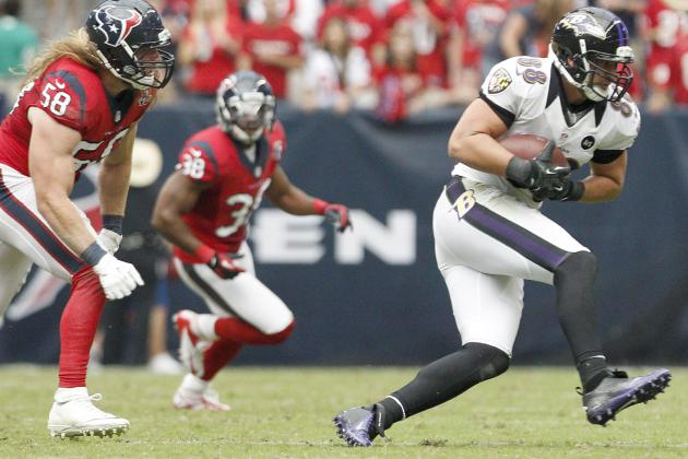 Ravens' Division Dominance Nearing Record
