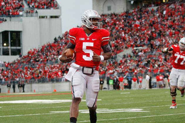 Report: Buckeyes to Wear 'Rivarly' Unis vs. Michigan