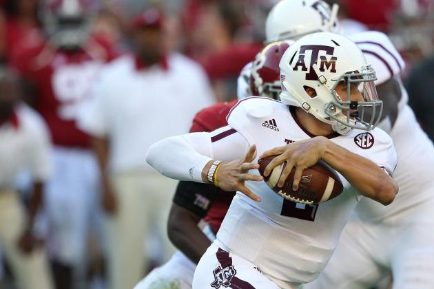 The Legend of Johnny Football Grows Beyond Aggieland
