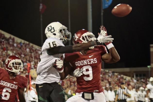 Oklahoma's Defense Looks to Stymie Geno Smith, West Virginia
