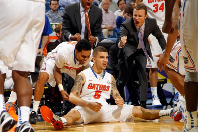 Gators' Point Guard Scottie Wilbekin Reinstated After Three-Game Suspension